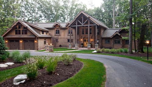 Heron Cove Beaver Mountain Home