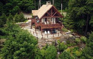 Owls Club Beaver Mountain Custom Home