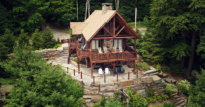 Owls Club Beaver Mountain Log Homes