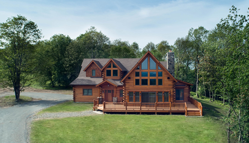 Cedar Crest Cabin Cedar Log Home