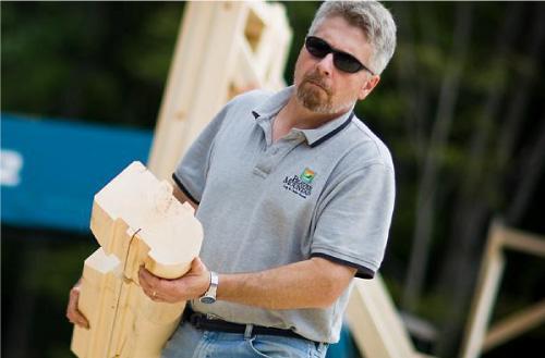 Experienced Log Home Builders