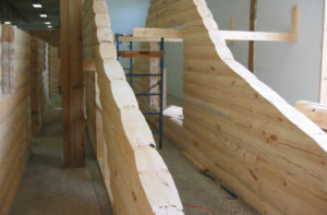 Log Timber Components