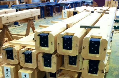 Timber Floor Joists